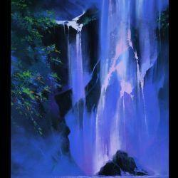 Flies the Waterfall