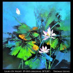Lilies Night