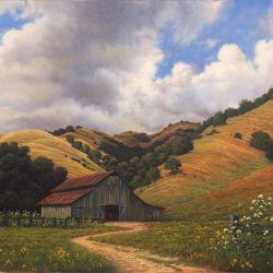 Cull Canyon Barn