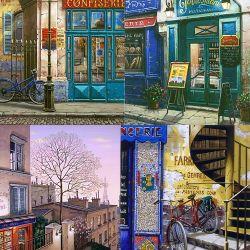 Parisian Memories Suite 4pc