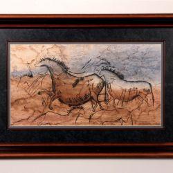 Lascaux Horse Original