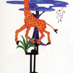 Table Top Giraffe