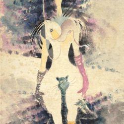 Myopic Woman