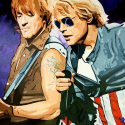 Bon Jovi Sambora